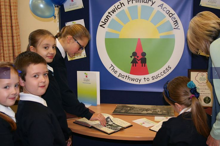 Nantwich Primay Academy joins the St. Bart's family
