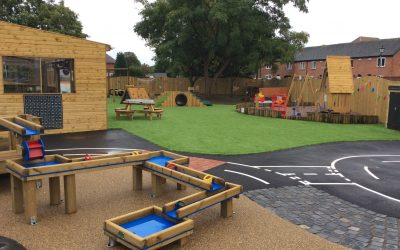 Nantwich Primary Academy – A Hop, Skip and a Jump into Adventure!