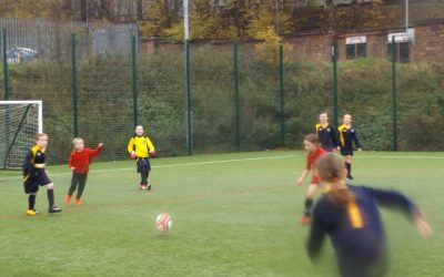 St. Bart's Academy Trust Football Tournament