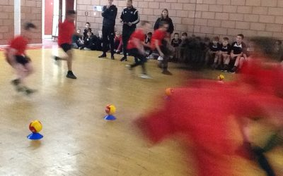 St. Bart's Academy Trust Dodgeball Competition