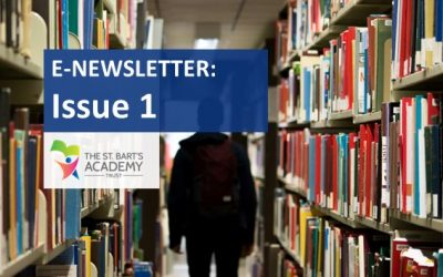 St. Bart's Multi-Academy Trust: Academy News – Issue 1