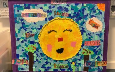 Offley Primary Academy – The Art of Being Brilliant!
